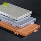 [غنغزهوو] [أوسبولّ] تصميم معماريّة ألومنيوم خشبيّة حبّة يفرش سقف خشبيّة صناعة منزل [ولّ بنل]