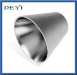 Aço inoxidável 3um soldado higiénica redutor concêntricos (DY-R06)