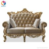 Design de venda quente único Banco Sofá sofá de casa de madeira