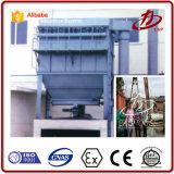 Collettore di polveri a filtro del getto di impulso del sacchetto industriale competitivo del fornitore