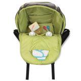 Multi-Tasche Polyester-Funktionsmama-Baby-Rucksack-Windel-Schulter-Beutel