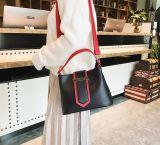簡単なおよびHandbag方法女性ショルダー・バッグの学生かばん袋のメッセンジャー袋のハンドバッグ袋