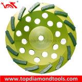 Diamond meulage Cup roues pour Pierre et de broyage de béton