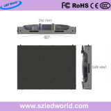 P1.56, P1.66, P1.92, P2.5 HD pequeño Pixel Pitch Display de LED con 400x300 mm Die-Caste gabinete