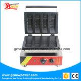 Электрический пекарня оборудования печенье вафель с маркировкой CE