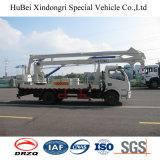 新しいデザインの18m Dongfeng Euro5の高い働くトラック