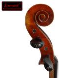 専門の高レベル100%ハンドメイドの旧式な楽器のチェロ