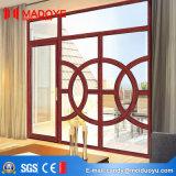 Deur van de Kunst van het Glas van de Fabriek van China de Prijs Aangepaste