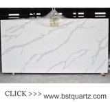Calacatta Engineered Surfaces polies de pierre de quartz