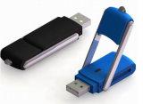 Marcare a caldo promozionale del bastone di memoria della parte girevole classica del USB Pendrive