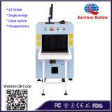 X Ray Introscope machine avec le russe, français, l'interface du logiciel en anglais