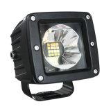 4*4 호박색 색깔 안개 일 램프 LED 모는 빛