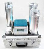 Medidor eletrônico do peso do volume da grão do laboratório
