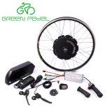 Greenpedel 48V 1000W Bicicleta eléctrica sin engranajes Hub Kit de Conversión de Motor