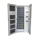 efficiency 30kVA-1200kVA PF=1.0 > 98% Hoge Efficiency Modulair Online UPS