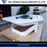 Diseño contemporáneo del escritorio del entrenamiento de la sala de reunión del diseño del precio de fábrica