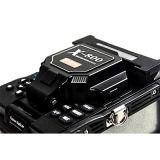 변하기 쉬워 언어 시스템 자동 접합 기계 0.01dB 섬유 정비 장비 자동적인 구경측정 아크 융해 접착구