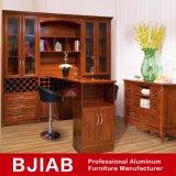Красный антикварной мебелью из тикового дерева металлическими дома алюминиевые винный шкаф