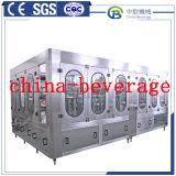 3 automáticos em 1 máquina de enchimento tampar e etiqueta da máquina de enchimento da água mineral