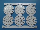 Aluminium-Schaltkarte-Vorstand in der LED-Instrumententafel-Leuchte HASL bleifrei