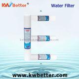 Filtro da acqua materiale dei pp con la cartuccia di filtro filata dall'acqua