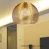 Zubehör-Aluminiumleuchter-hängendes Licht Zhongshan-Guzhen für Innen