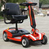Быстрого питания газом 2 Колеса Cool складной батареи полностью закрытая Pihsiang двигателей для инвалидов мобильность скутер каюта 3 колеса