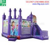 Надувной замок с ударным Combo, высокое качество надувные игры