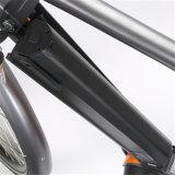 bicyclette électrique de ville de MI moteur sans frottoir du bâti 350W de l'alliage 700c d'aluminium