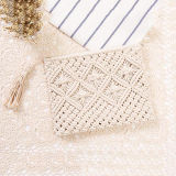Latest Design Clutch Bag Knitting machine Fabric Material Wallet Handmade Design Purse Embroidery Clutch Bag Fashion Clutch Bag with Wholesale Price T111