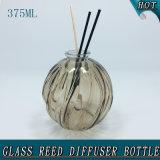 375ml bouteille ronde vide bouteille en verre à profane