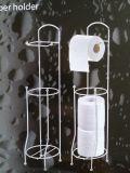 Almacenaje y soporte del sostenedor del dispensador del papel higiénico