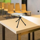 DLP-100wm beweglicher Miniminiprojektor DLP-Pocket Projektor des projektor-androider Systems-WiFi