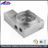 Piezas dadas vuelta modificadas para requisitos particulares de la máquina de coser del CNC del metal de hoja de la precisión que trabajan a máquina