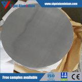 Толщиной алюминиевый круг плиты 6061 T6 для компонентов машины