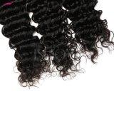 Человеческие волосы самой лучшей оптовой продажи качества естественные бразильские
