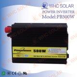 12V DC para 220V AC 500W Inversor de Energía Solar