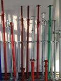 Q235 직류 전기를 통하는 전기 이동 색칠 푸시-풀 버팀대