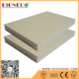 Película de PVC de grão de madeira Pasta de PVC Painel de espuma de PVC Celuka para armários de sala de banho