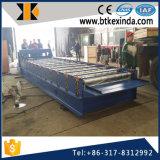 Telhas de frio 1100 Automática Kxd ladrilhos vidrados Máquinas Formadoras de Rolo