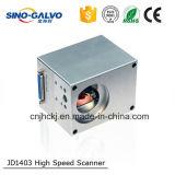 9mm Blendenöffnunggalvo-Markierungs-System Jd1403 für Laser-Markierungs-Maschine