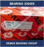 Qualidade superior do rolamento de roletes cônicos 32040 X em stock