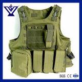 Estándar de ISO táctico del chaleco del ejército del engranaje del chaleco táctico (SYSG-234)