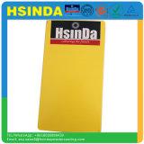 Glossiness diferente de pulverização eletrostático revestimento em pó de tinta de poliéster termoendurecível