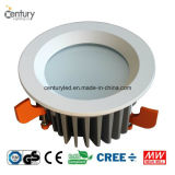 IP44 60W SMD LED Down Luz de alta potencia Downlight