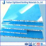 Rivestimento di alluminio della parete del comitato del favo per il materiale della decorazione