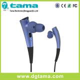 Écouteur intra-auriculaire intra-auriculaire double face pour lecteur MP3 mobile