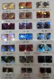 Плитка мозаики зеркала диаманта стеклянная (HD032)
