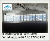Tente de chapiteau de noce de mélange de crête élevée de l'aluminium Glass/PVC pour 200/300/500/1000 personne