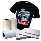 Aw A3 / A4 camiseta de la oscuridad de transferencia de papel de 100% algodón